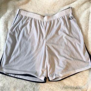 Champion reversible women's basketball shorts